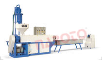 Single-screw extruder / for HDPE