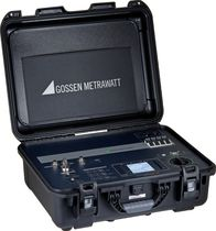 Electrical safety tester / for machines / for electrical equipment / portable