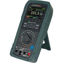 Digital multimeter / portable / 1000 V / 1 A
