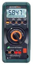 Digital multimeter / with bar graph display / portable / with infrared interface