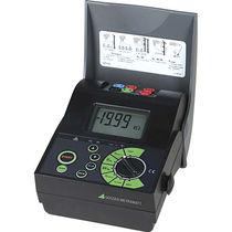 Resistance meter / earth resistance / earth resistivity / cutting edge