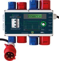 Electrical safety tester / PAT / for electrical appliances / portable