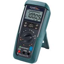 Digital multimeter / portable / 1000 V / cat IV