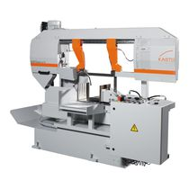 Band saw / for tubes / heavy-duty / hydraulic
