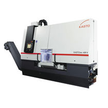 Band saw / automatic / for aluminum cutting / high-speed