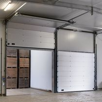 Sectional doors / industrial / safety / insulated
