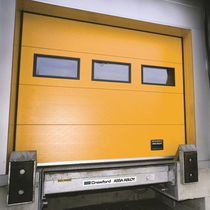 Loading dock doors / sectional / safety