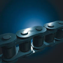 Power transmission chain / stainless steel / roller / anti-corrosion