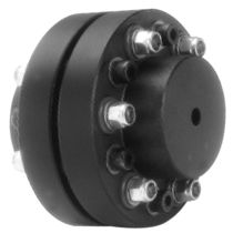 Pin buffer coupling / transmission / industrial