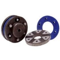 Disc coupling / industrial / rubber / compact