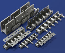 Transmission chain / carbon steel / attachment / attachment