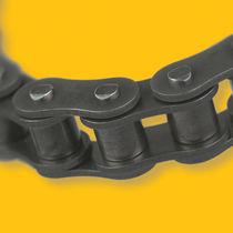 Attachment chain / roller / galvanized
