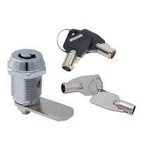 Key lock latch / lock / cam / stainless steel