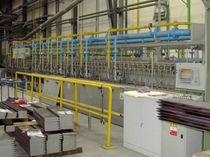 Annealing furnace / roller / gas