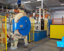Nitriding furnace / chamber / electric / controlled atmosphere