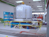 Tempering furnace / pit / electric / controlled atmosphere