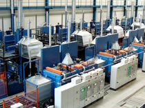 Annealing furnace / chamber / gas / controlled atmosphere