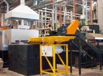 Tempering furnace / carbonitriding / hardening / conveyor