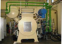 Hardening furnace / chamber / electric / vacuum
