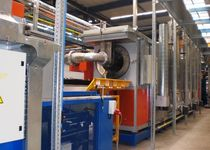 Solvent washing machine / water / automatic / process