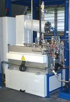 Thermal evaporator / laboratory / for liquids