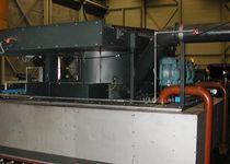Thermal washing machine / automatic / process / spray