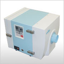 Stationary fume extractor / industrial / dry filter / compact