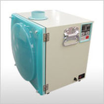 Bag dust collector / pneumatic backblowing / compact / low-pressure
