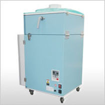 Bag dust collector / mechanical shaker cleaning / low-pressure / mobile