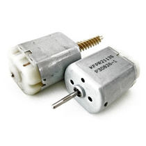 DC motor / synchronous / flat / permanent magnet