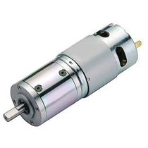 DC electric gearmotor / coaxial / planetary / 24V