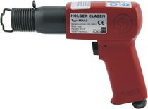 Pneumatic chipping hammer / horizontal / for construction