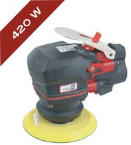 Pneumatic sander / random orbital / high-performance