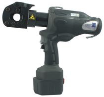Hydraulic cable cutters / battery-powered / sash