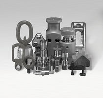 Heavy haul fastening element / metallic