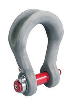 Moving head shackle / with safety bolt and nut