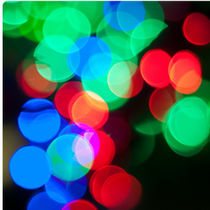 Colored optical filter / RGB / glass