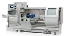 Manually-controlled lathe / 2-axis