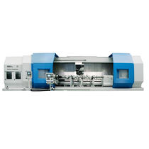 CNC milling-turning center / horizontal / 3-axis / for heavy-duty machining