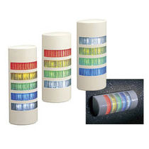 Flashing stack light / four-color / wall-mounted / IP65