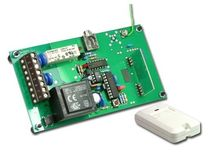 Wireless access control door interface