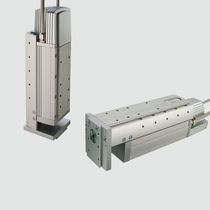 Linear actuator / electric / slide / compact