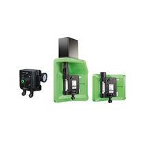 Gas dosing unit / cartridge / vacuum / for chlorine