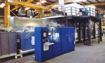 Degreasing unit / combustion engine