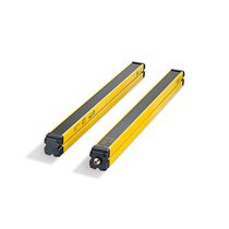 Safety light barrier / multibeam / through-beam / body protection