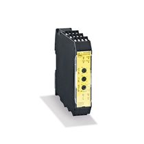 Speed monitoring relay / safety / DIN rail