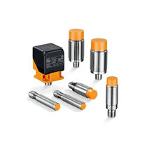 Inductive proximity sensor / cylindrical / rectangular / non-contact