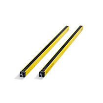 Safety light barrier / multibeam / rugged / IP67
