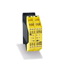 Safety relay / IEC / with muting / for light curtain