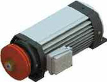 AC motor / three-phase / flat-body